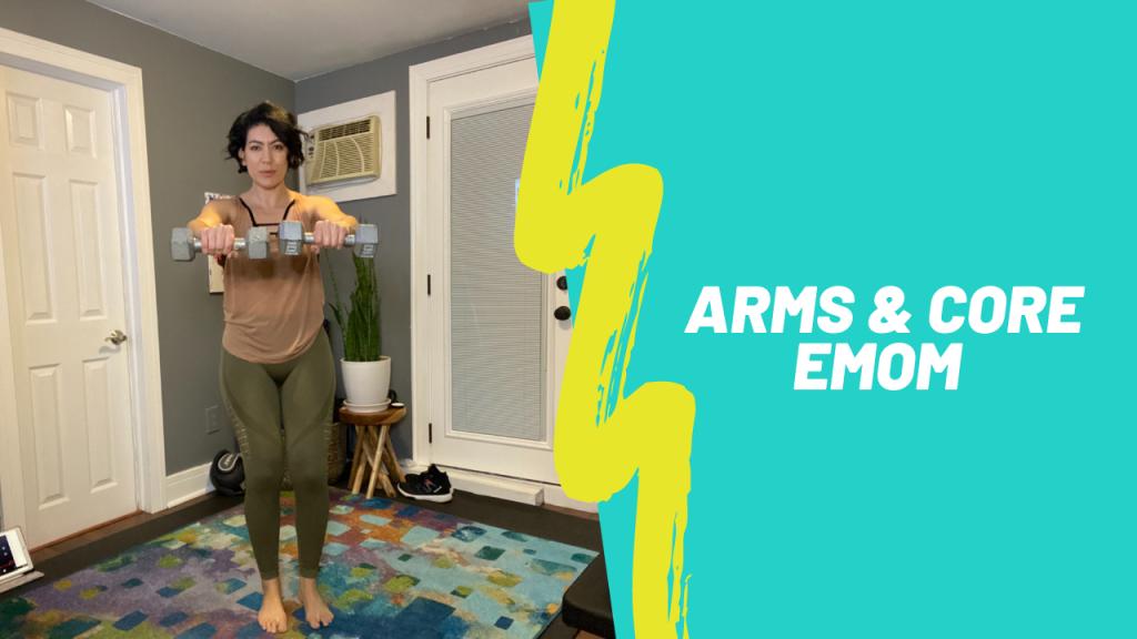Arms & Core EMOM