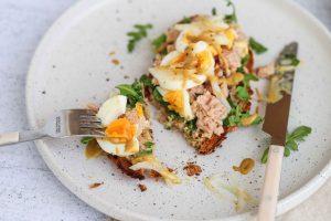 egg-tuna-toast-honey-mustard-8